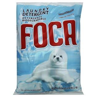Foca Powder Laundry Detergent 70.54 Ounce Box
