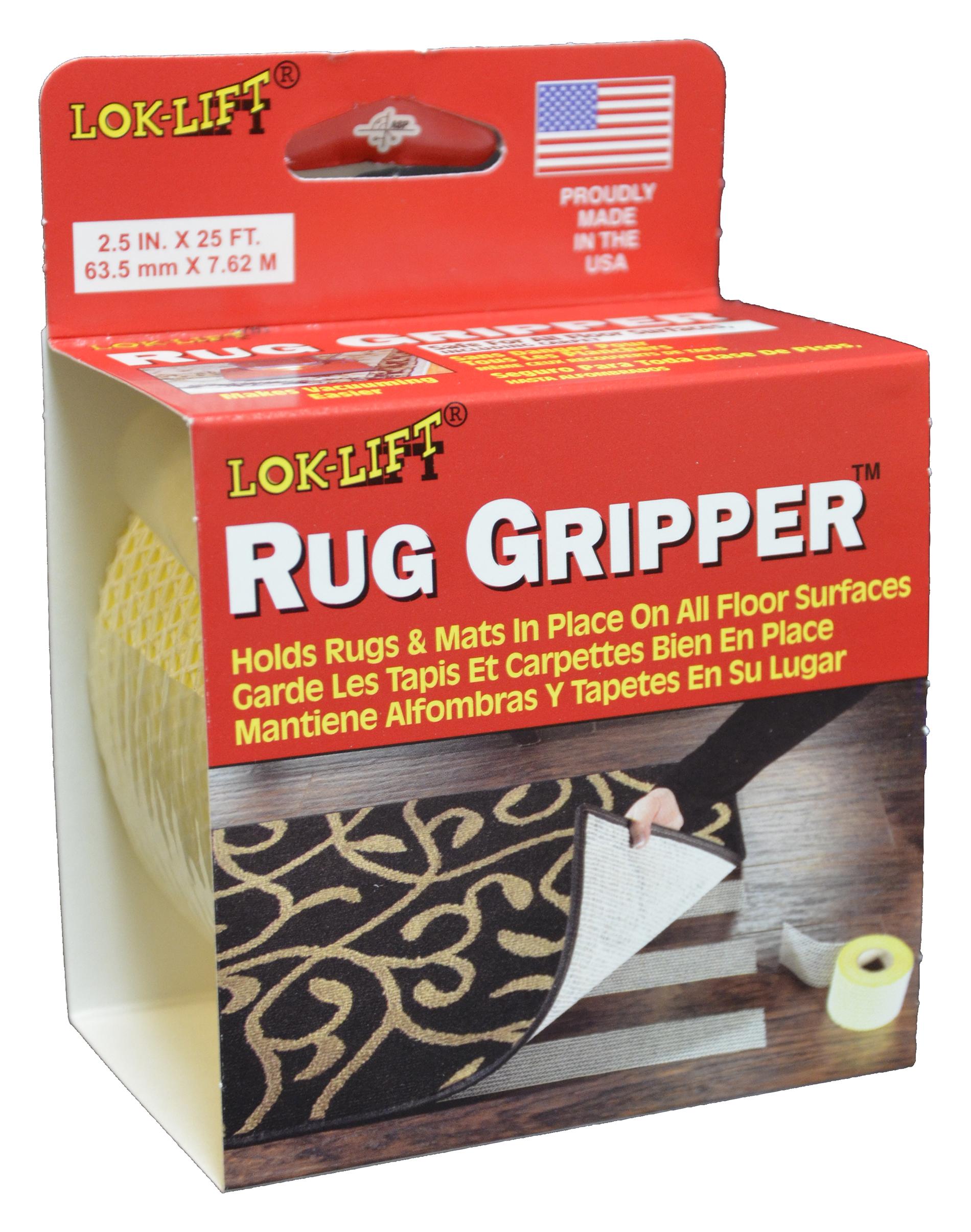 Image of Rug Gripper Tape, Beige & Tan-RG2525-6