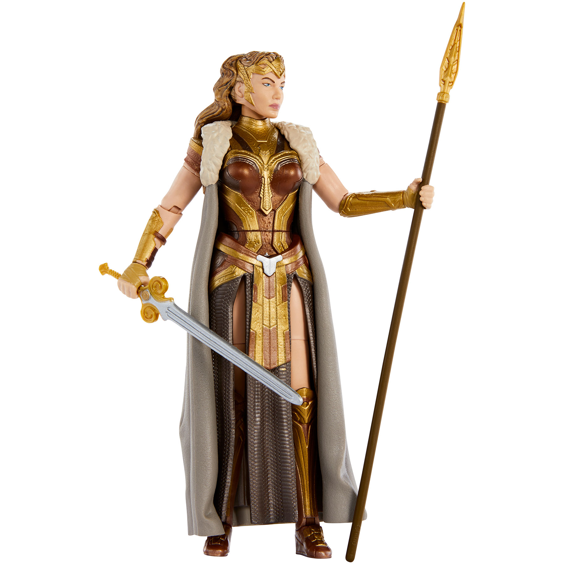 DC Comics Multiverse Wonder Woman 6 inch Action Figure - Queen Hippolyta PartNumber: 004W008772590024P