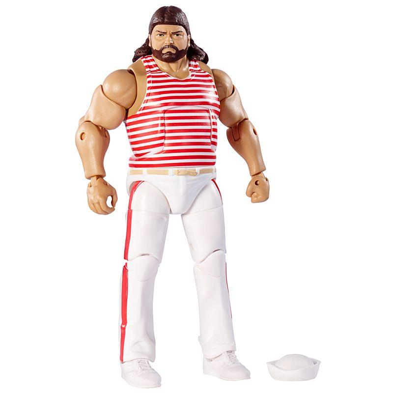 Mattel WWE Elite Collection Flashback Action Figure - Tugboat PartNumber: 004W009244643045P