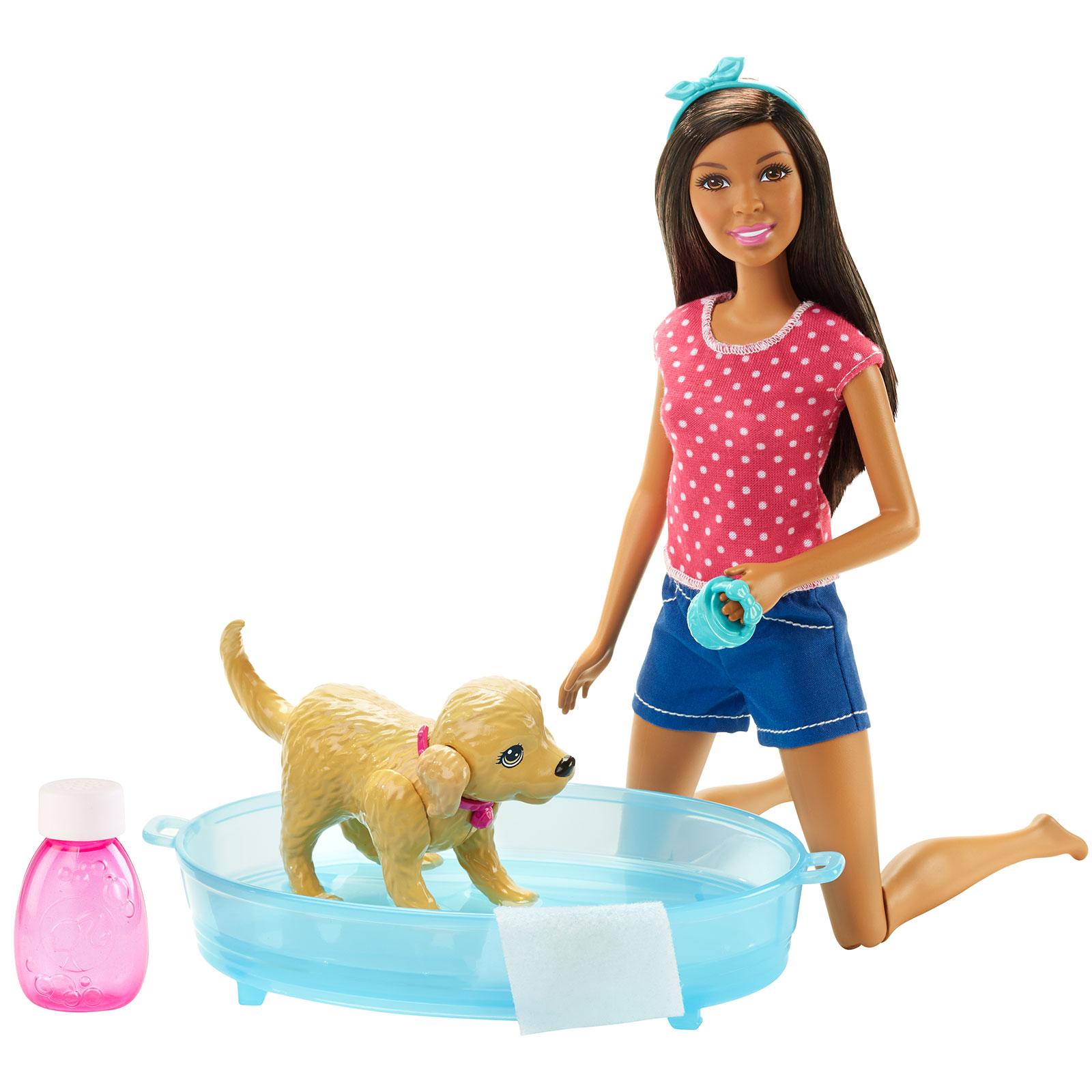 Barbie Splish Splash Pup (AA)
