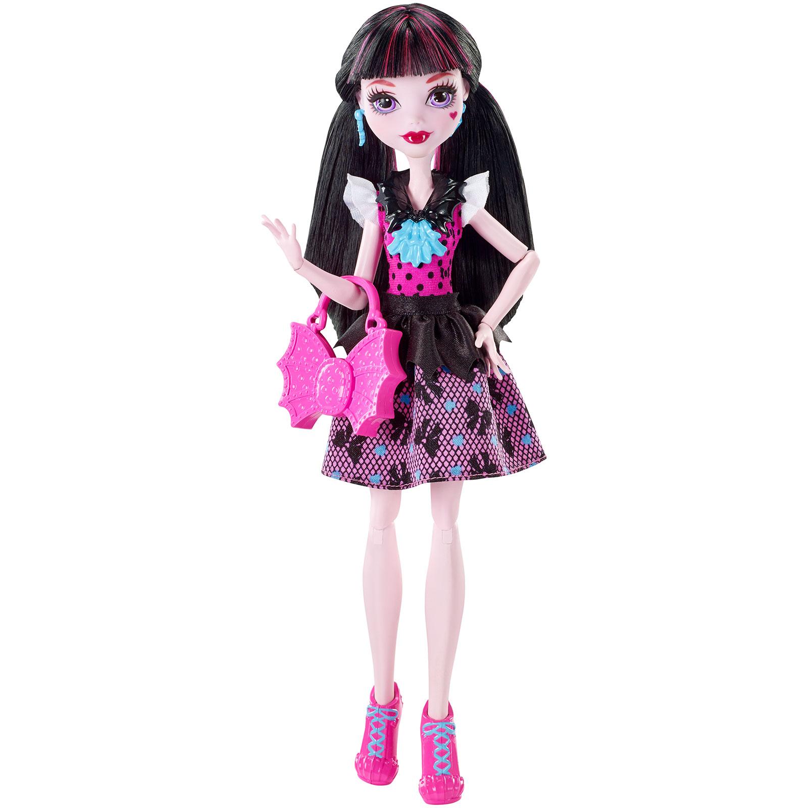 Mattel Girls Monster High Daughter of Dracula Doll - Draculaura PartNumber: 004W009103129001P