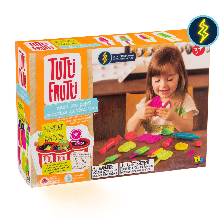 Image of Tutti Frutti Neon Ice Pop