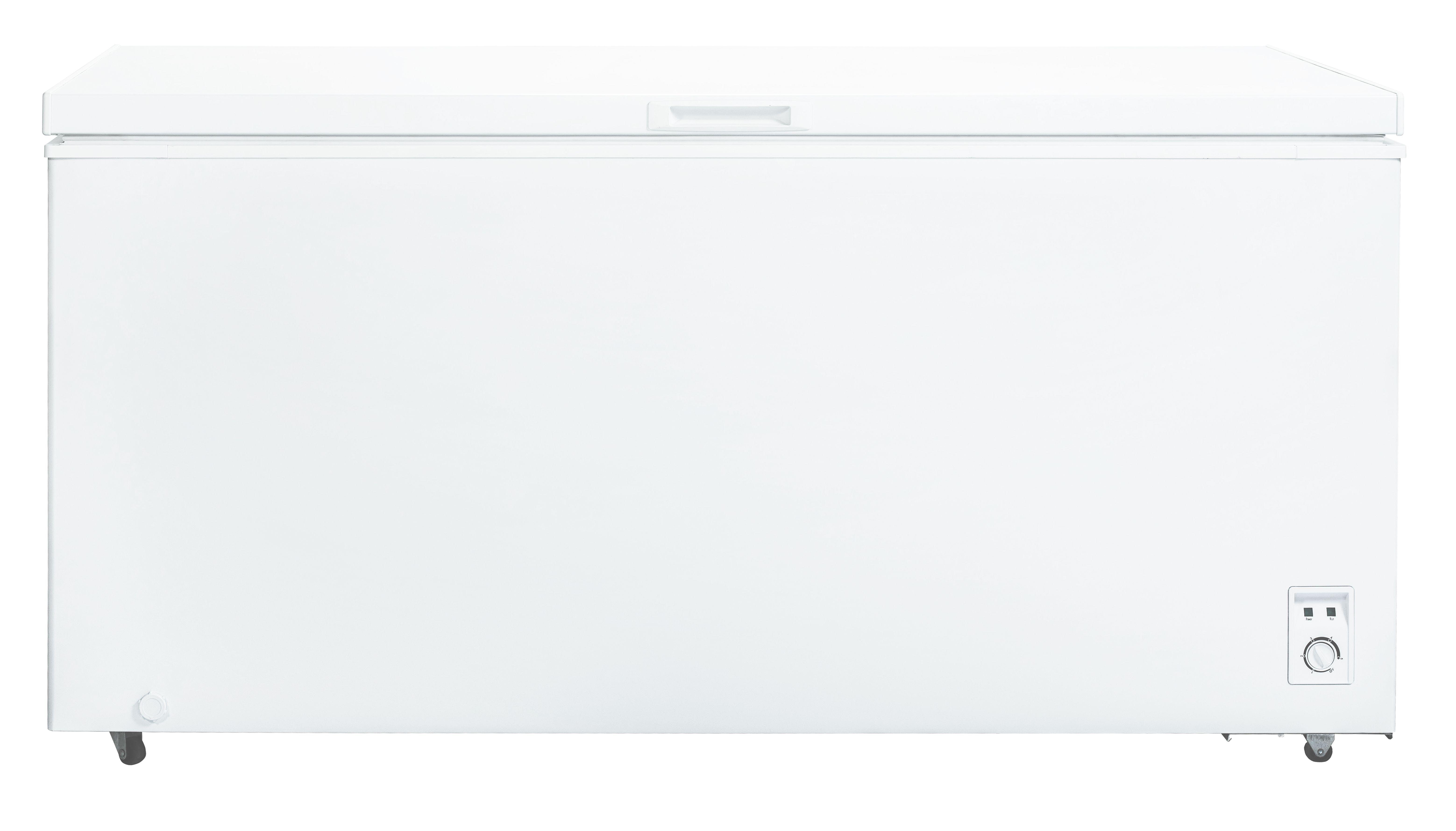 Kenmore 17182 17.7 cu. ft. Chest Freezer - White im test