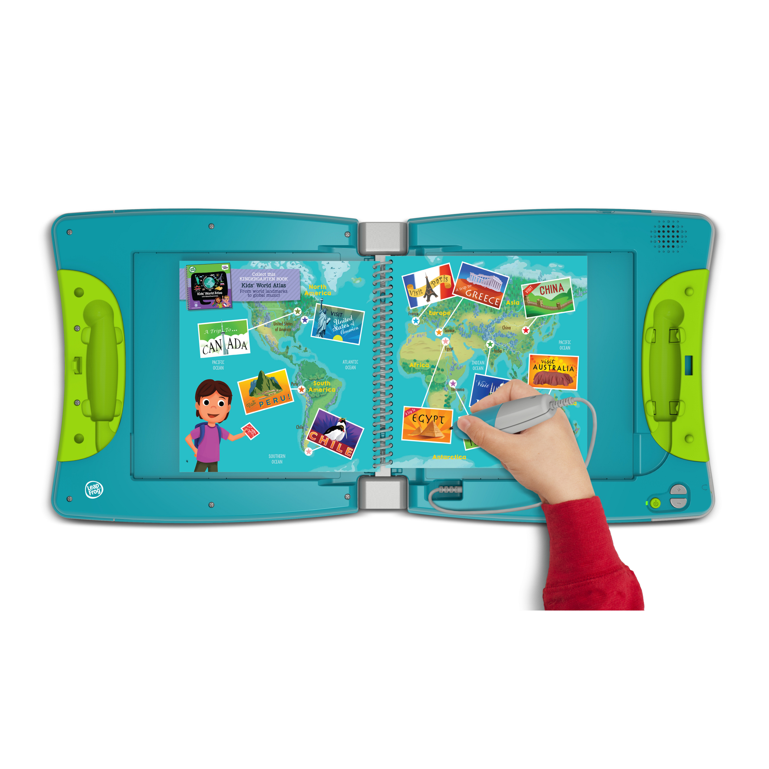 Leapfrog leapstart interactive learning system for kindergarten leapfrog leapstart interactive learning system for kindergarten and 1st grade gumiabroncs Gallery