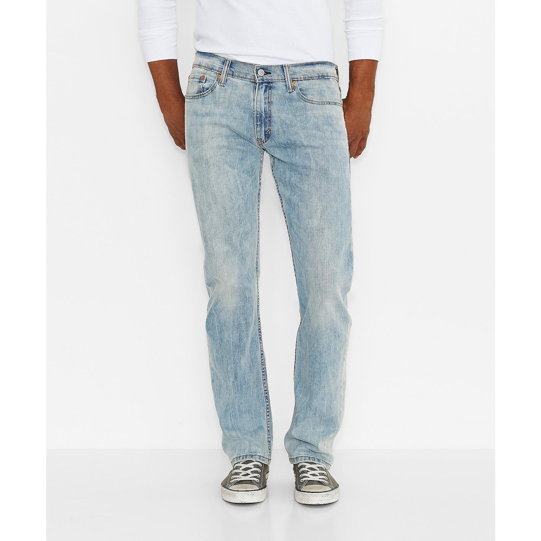 Levi's Men's 514 Straight Fit Jeans - Light Wash