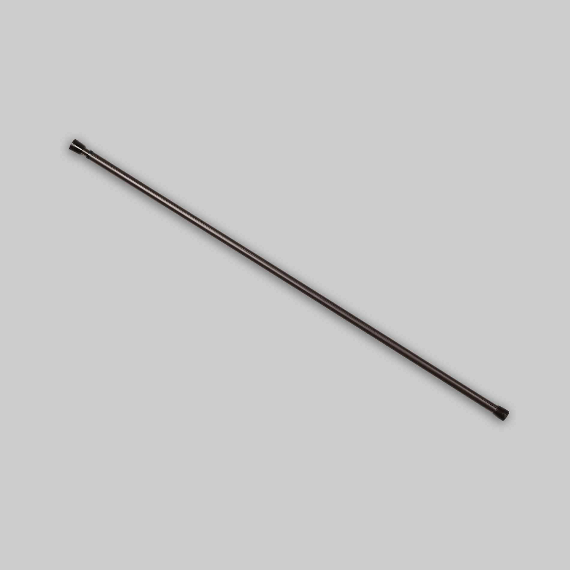 Image of Bali Round Spring Tension Spring Rod - Bronze
