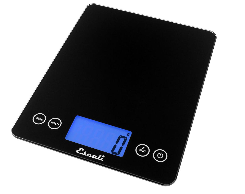 Escali 2210IB Arti XL Glass Digital Scale PartNumber: 00852358000P