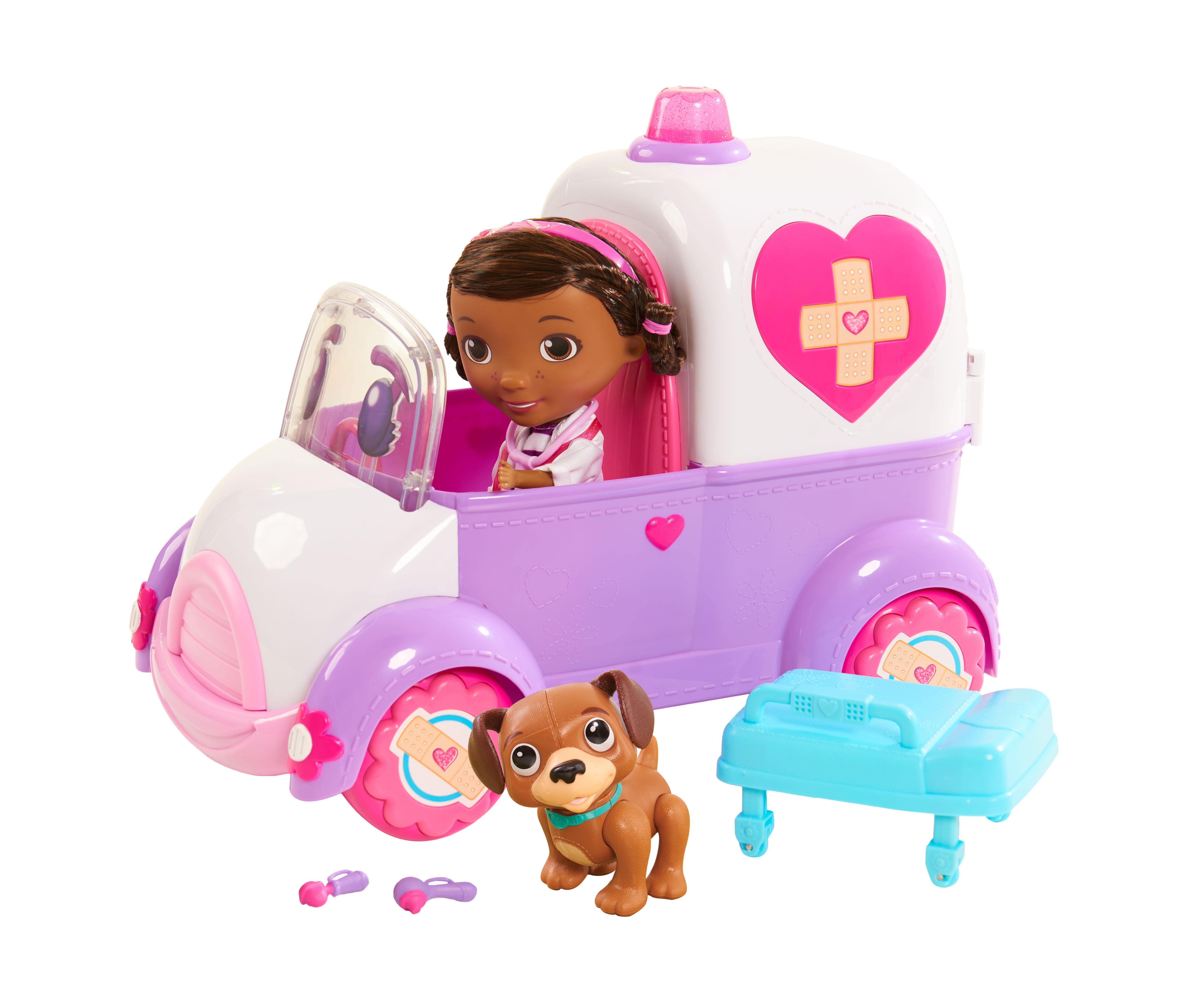 Disney Doc McStuffins Rosie the Rescuer - Kmart Exclusive! PartNumber: 004W008438421001P KsnValue: 004W008438421001
