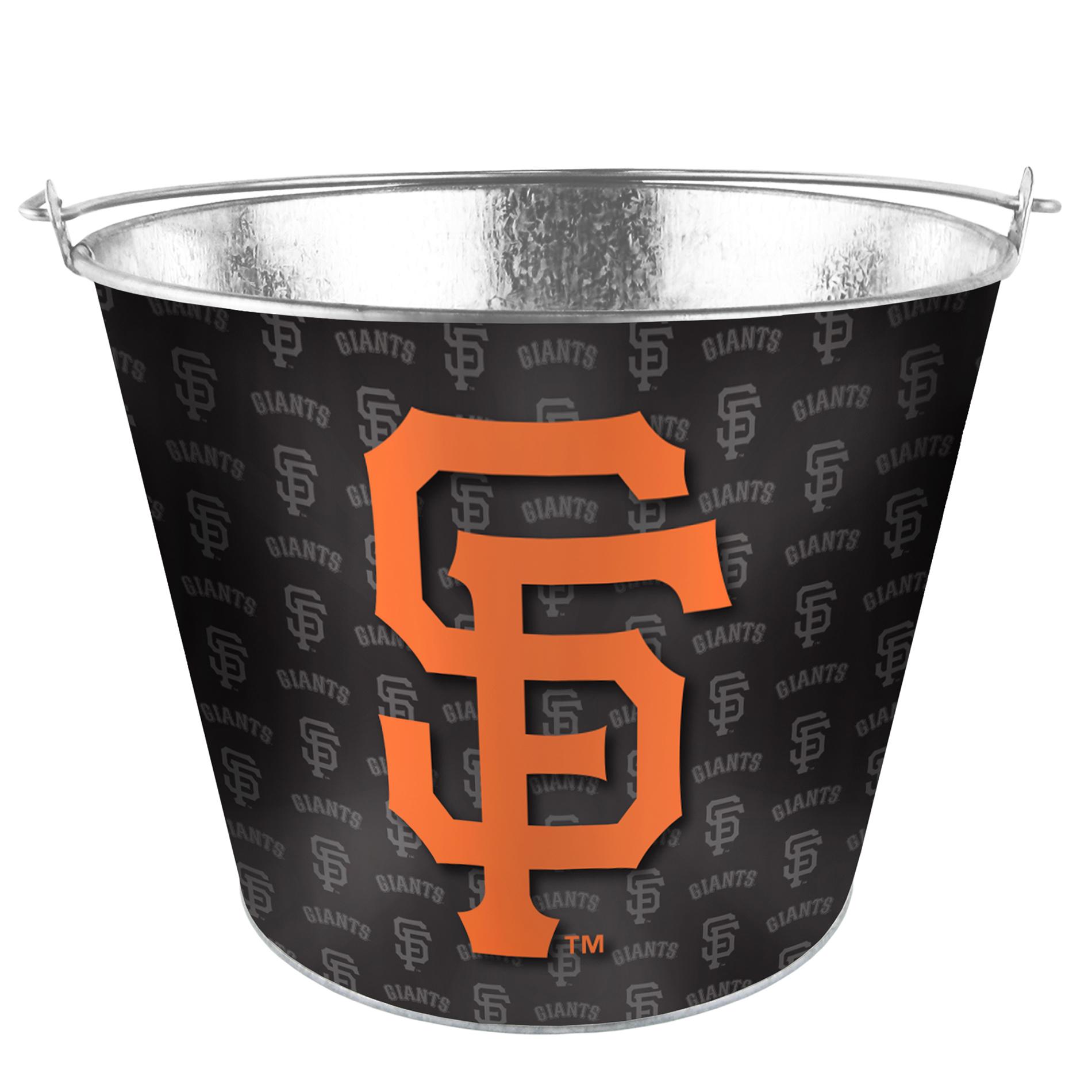 MLB Beer Bucket - San Francisco Giants PartNumber: 046W001258412001P KsnValue: 1258412 MfgPartNumber: 238457