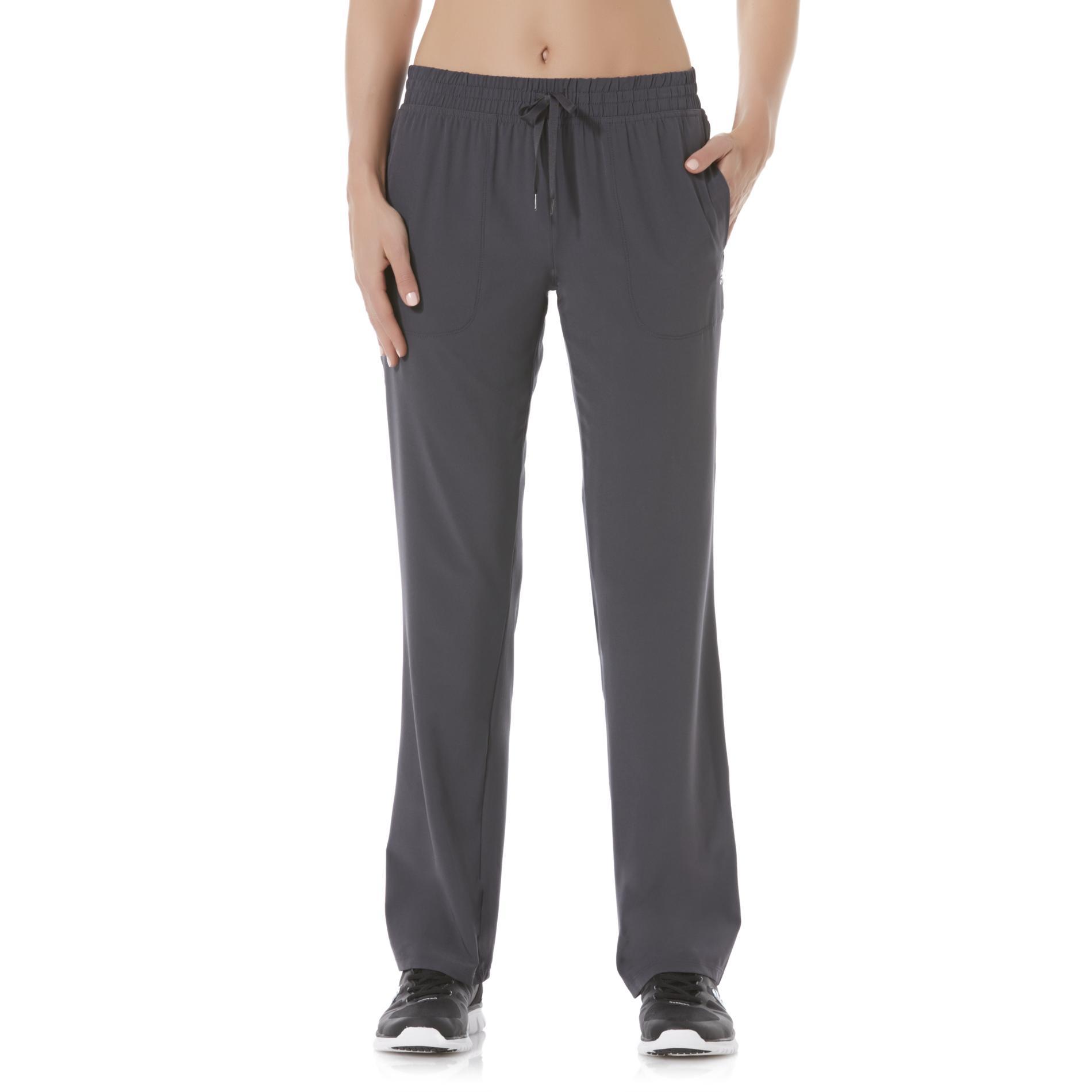 Impact by Jillian Michaels Women's Woven Performance Pants