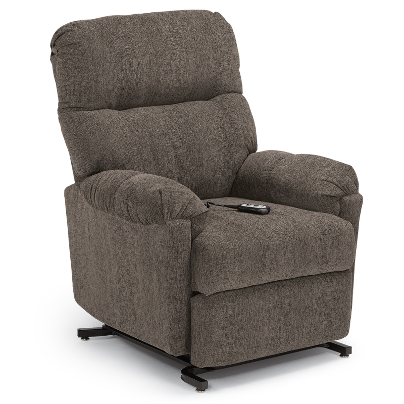 Best Home Furnishings Balmore Medium Scale Lift Chair Charcoal Shop Your Way Online