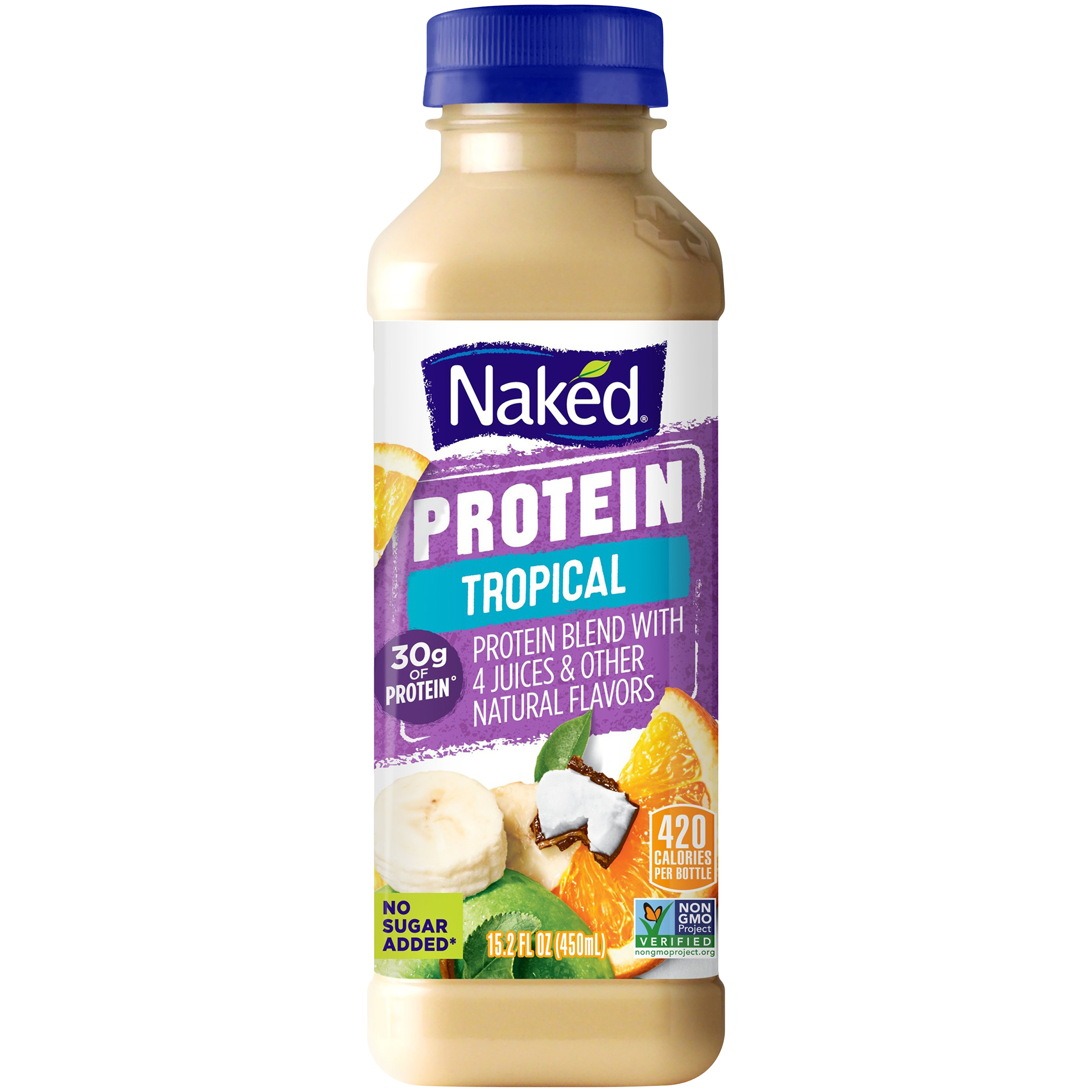 naked protein juice smoothie