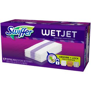 Swiffer Pad Refill Wet Jet 17 Ct