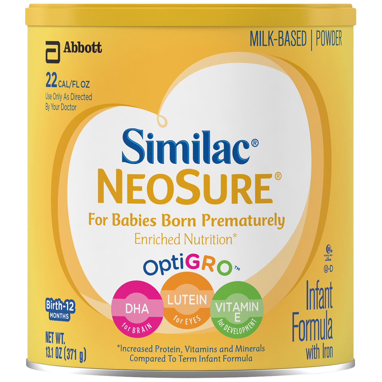 070074574318 Upc Similac Neosure Infant Formula With