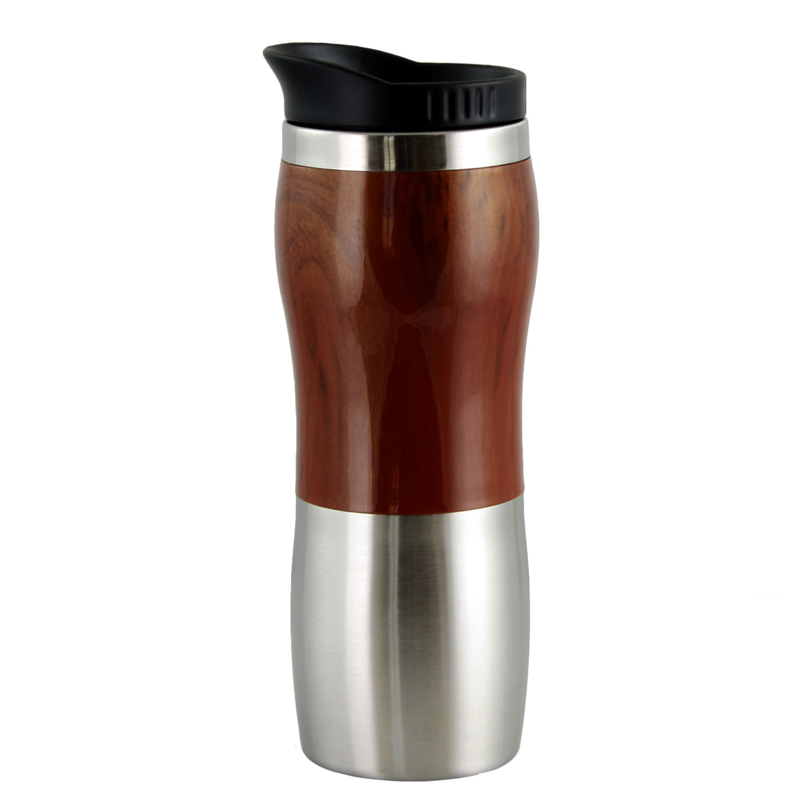 Gibson Monaco Cafe  Double Wall Travel Mug with Lid PartNumber: 00842342000P KsnValue: 2989500 MfgPartNumber: 97086607M