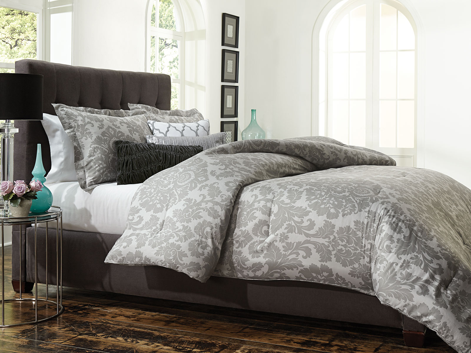 Jaclyn Smith 5-Piece Comforter Set