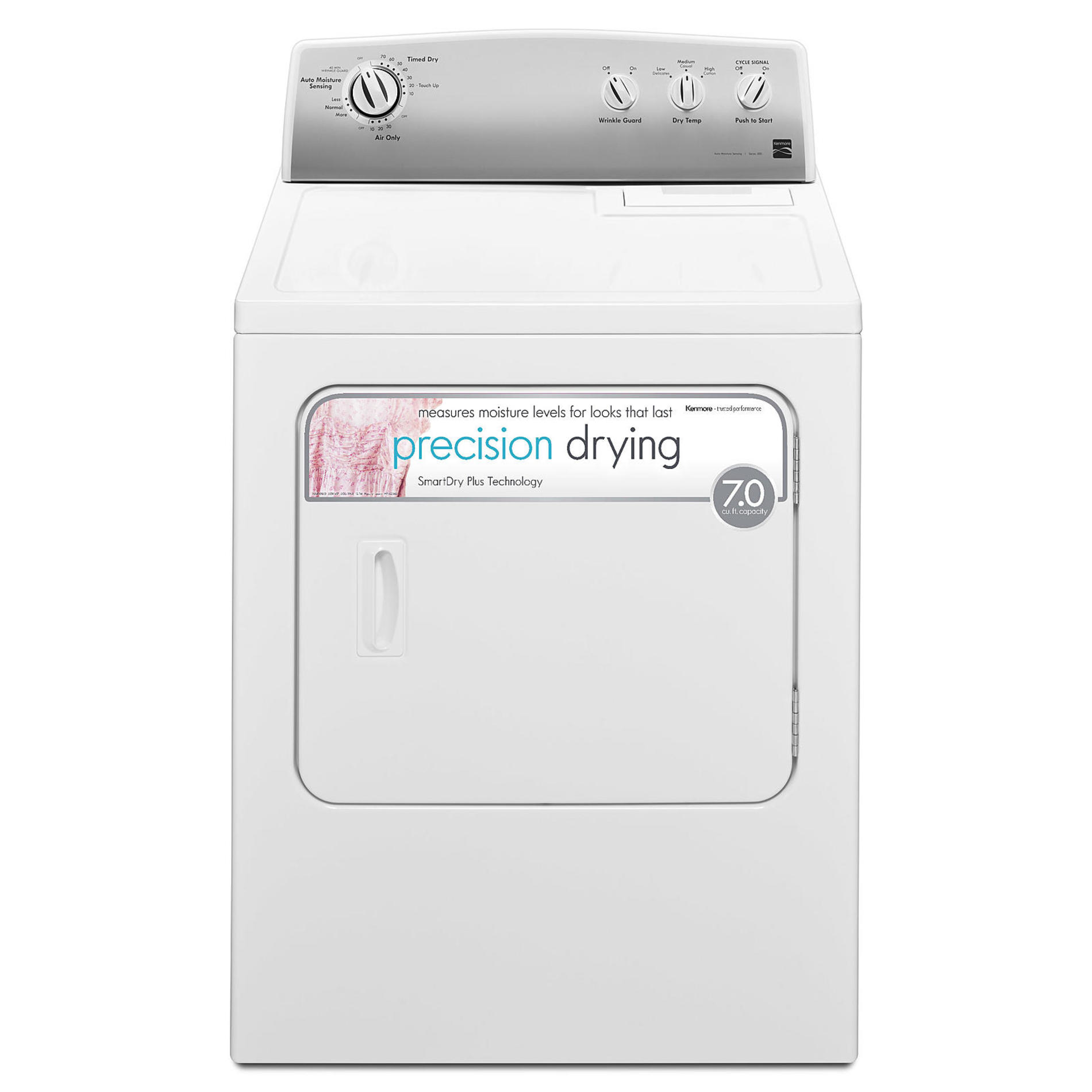Kenmore-62342-7-0-cu-ft-Electric-Dryer-White