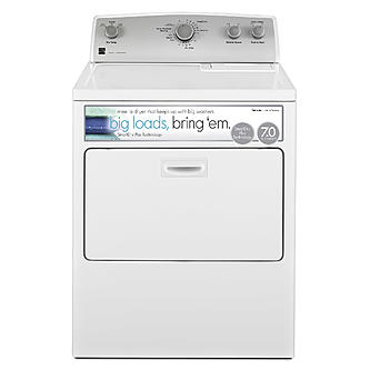 Kenmore 7.0 cu. ft. Electric Dryer