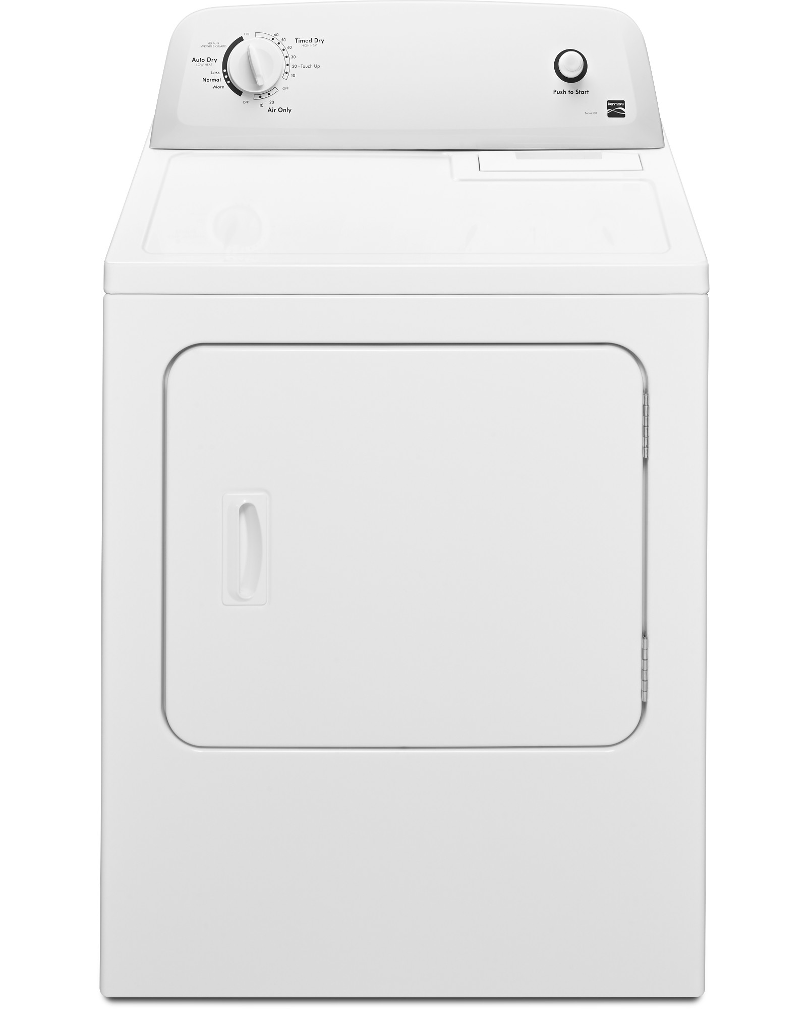 Kenmore-70222-6-5-cu-ft-Gas-Dryer-White
