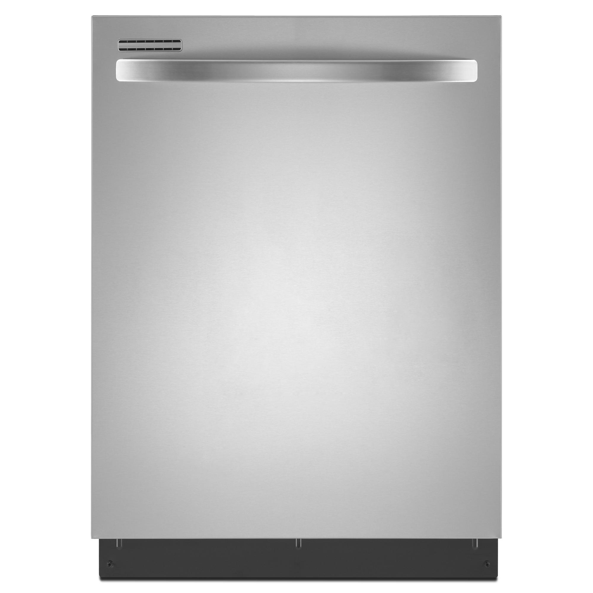 "Kenmore 12413 24"" Built-In Dishwasher w/ SmartWash® HE Cycle - Stainless Steel PartNumber: 02212413000P KsnValue: 8972238 MfgPartNumber: 12413"