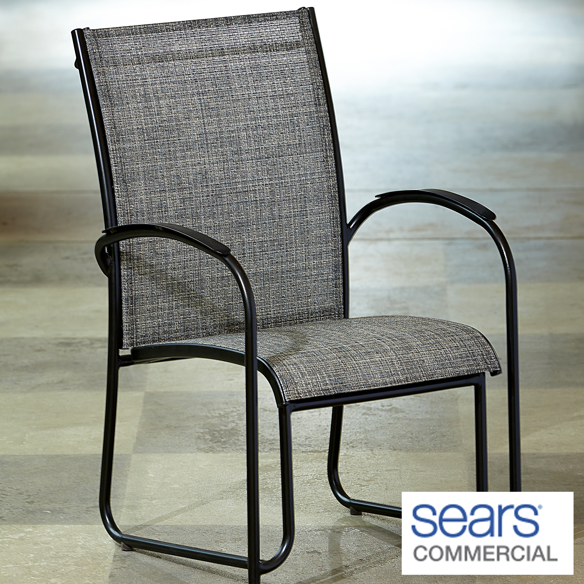 Grand Resort Commercial Grade Stack Sling Patio Dining Chair (4pk) & Grand Resort Commercial Chairs u0026 Recliners - Kmart islam-shia.org