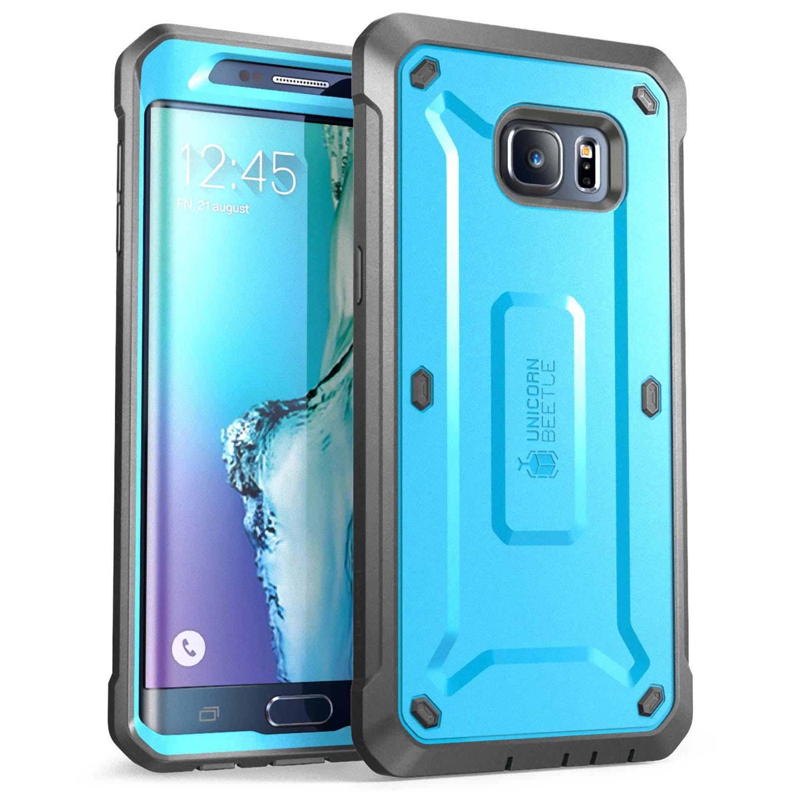 Supcase SUP-GS6-EdgePlus-UBPro-Blue/Black Samsung Galaxy S6 Edge+ Case Blue Black PartNumber: 00357088000P KsnValue: 9205570 MfgPartNumber: 4IBS82491
