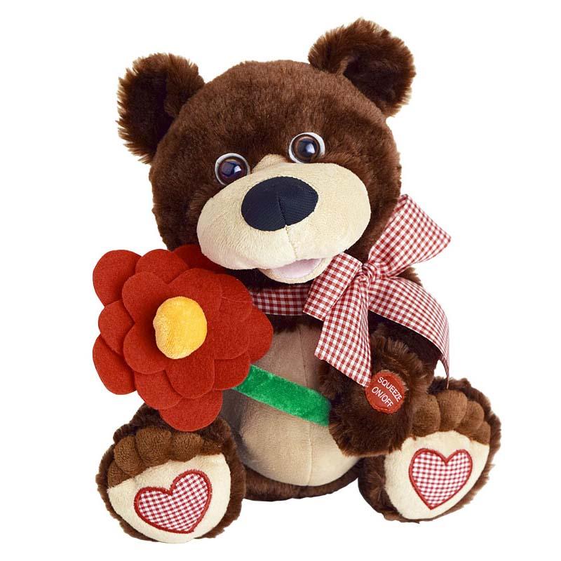 "Chantilly Lane G0681 Teddy Bear "" Let me be your Teddy bear"" PartNumber: 05258329000P KsnValue: 4874786 MfgPartNumber: G0681"