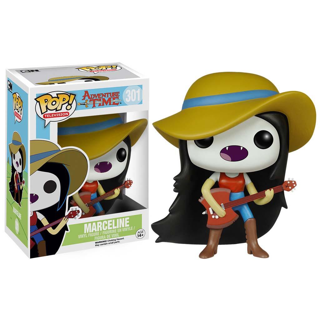 Funko Pop TV: Adventure Time - Marceline Guitar Vinyl Figure PartNumber: 05258384000P
