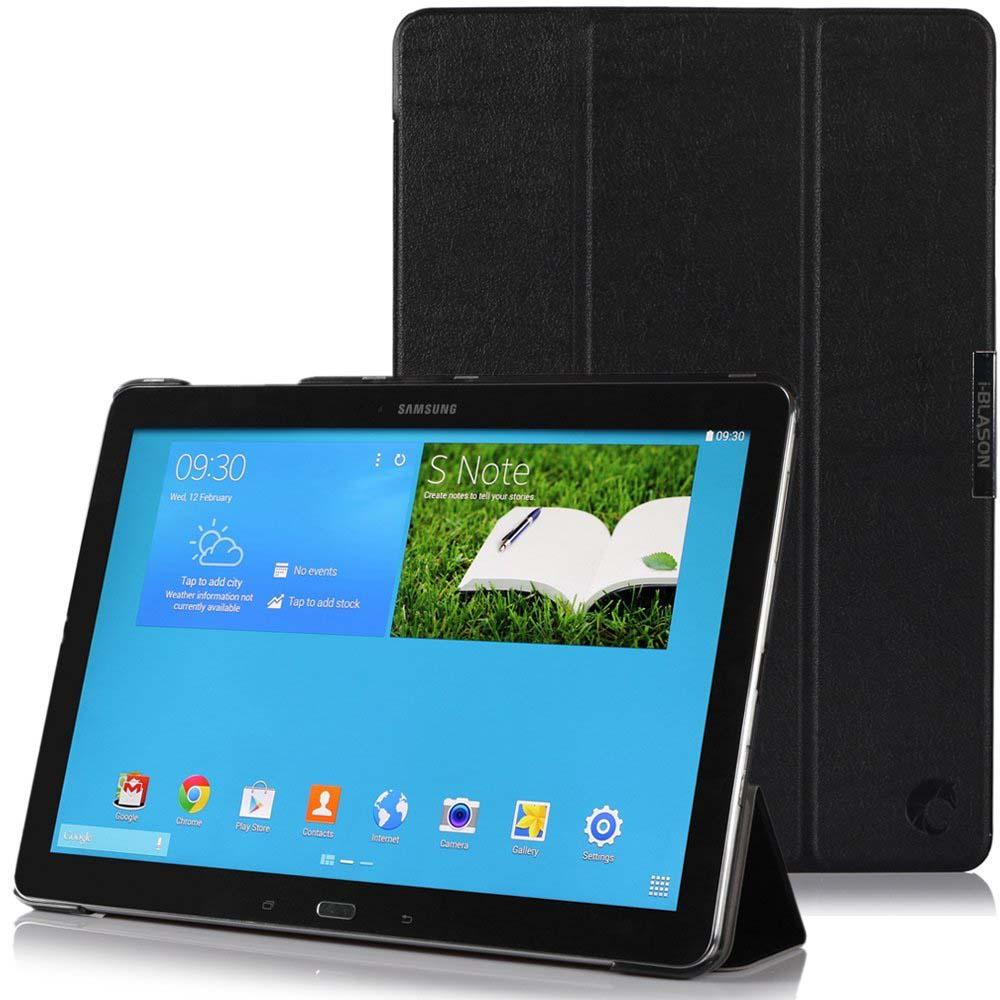 Galaxy-NotePro12-iFolio-Black Samsung Galaxy Note Pro 12.2 SM-P900 Case