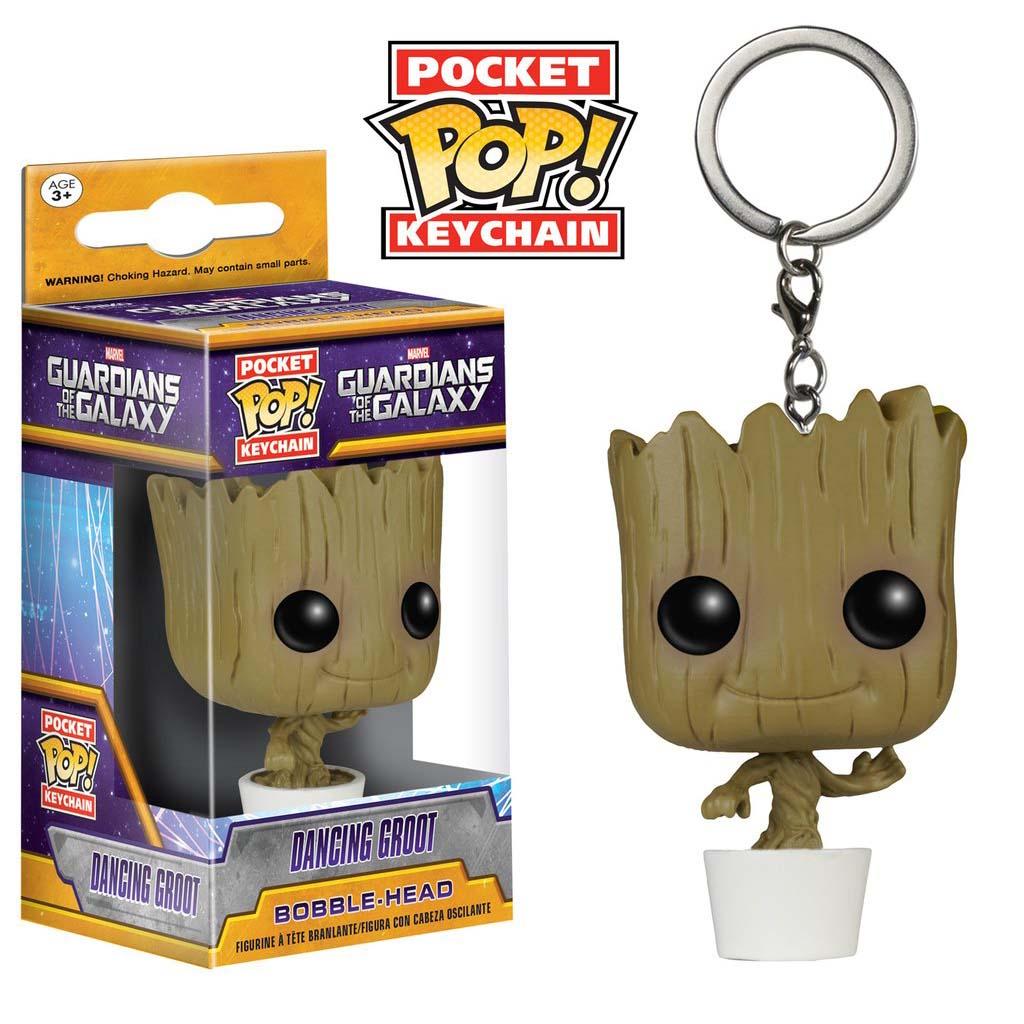 Funko 6715 Pocket POP Keychain: GOTG - Baby Groot PartNumber: 05219901000P KsnValue: 9359630 MfgPartNumber: 6715