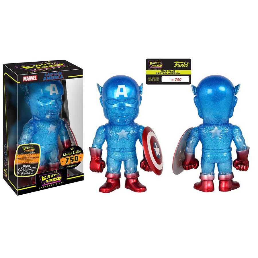 Funko 12002-HK-12W Hikari Marvel True Blue Captain America PartNumber: 05201989000P KsnValue: 004V009359513000 MfgPartNumber: 12002-HK-12W
