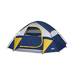 Northwest Territory Sierra Dome Tent (68-07050R-5) (Blue)