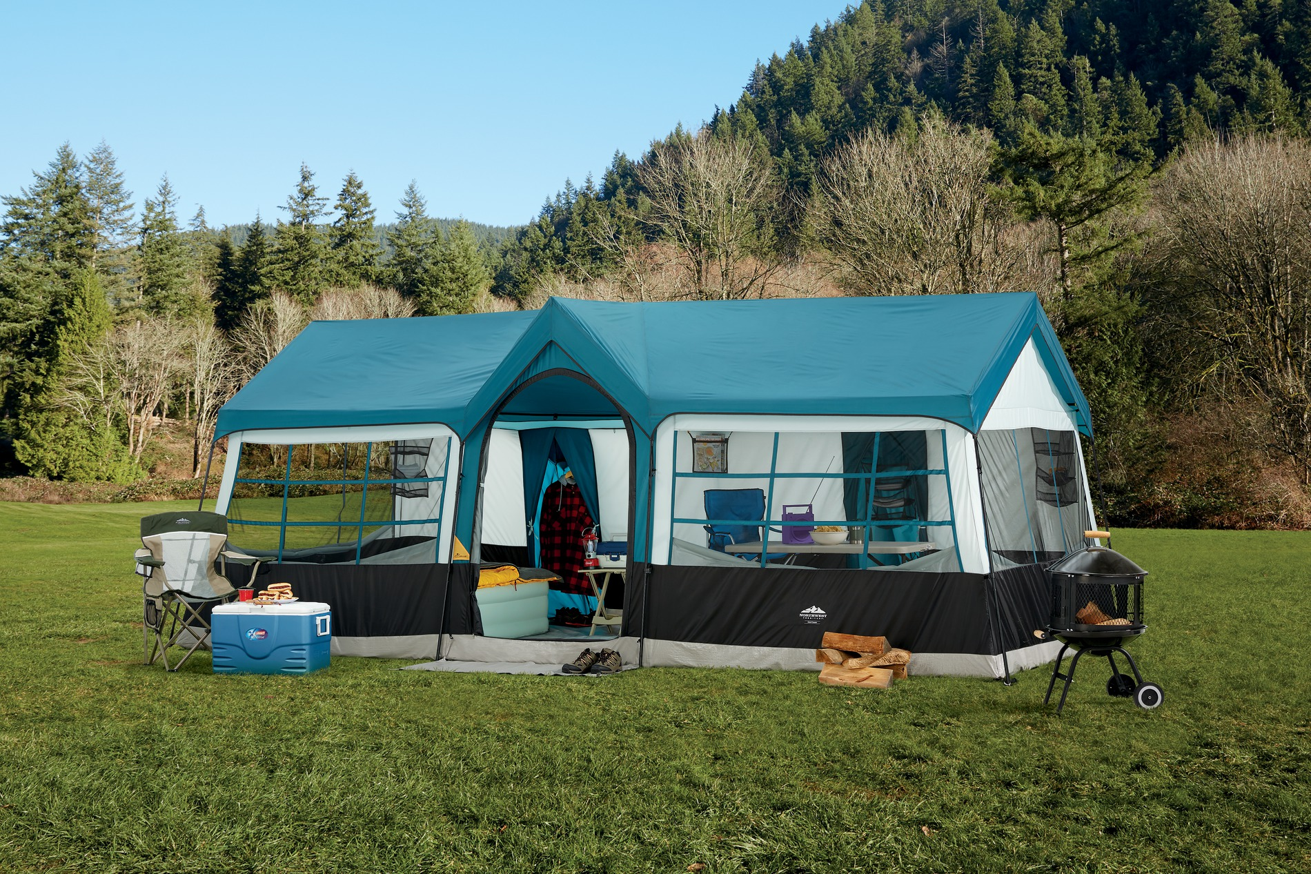Northwest Territory Grand Canyon 20' x 12' - Fitness ...