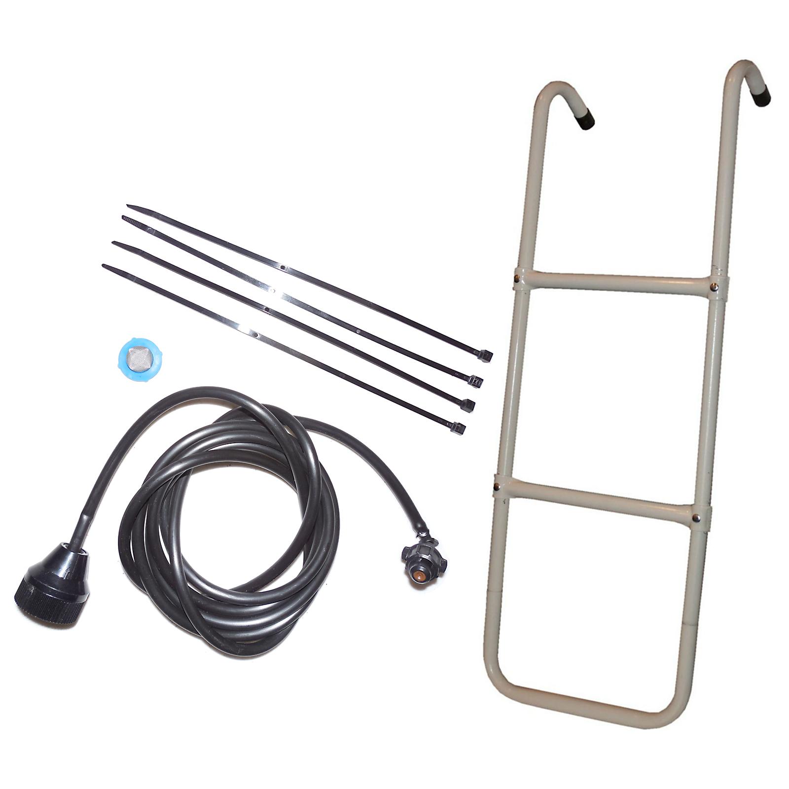 Propel Trampolines Trampoline Ladder & Mister Kit