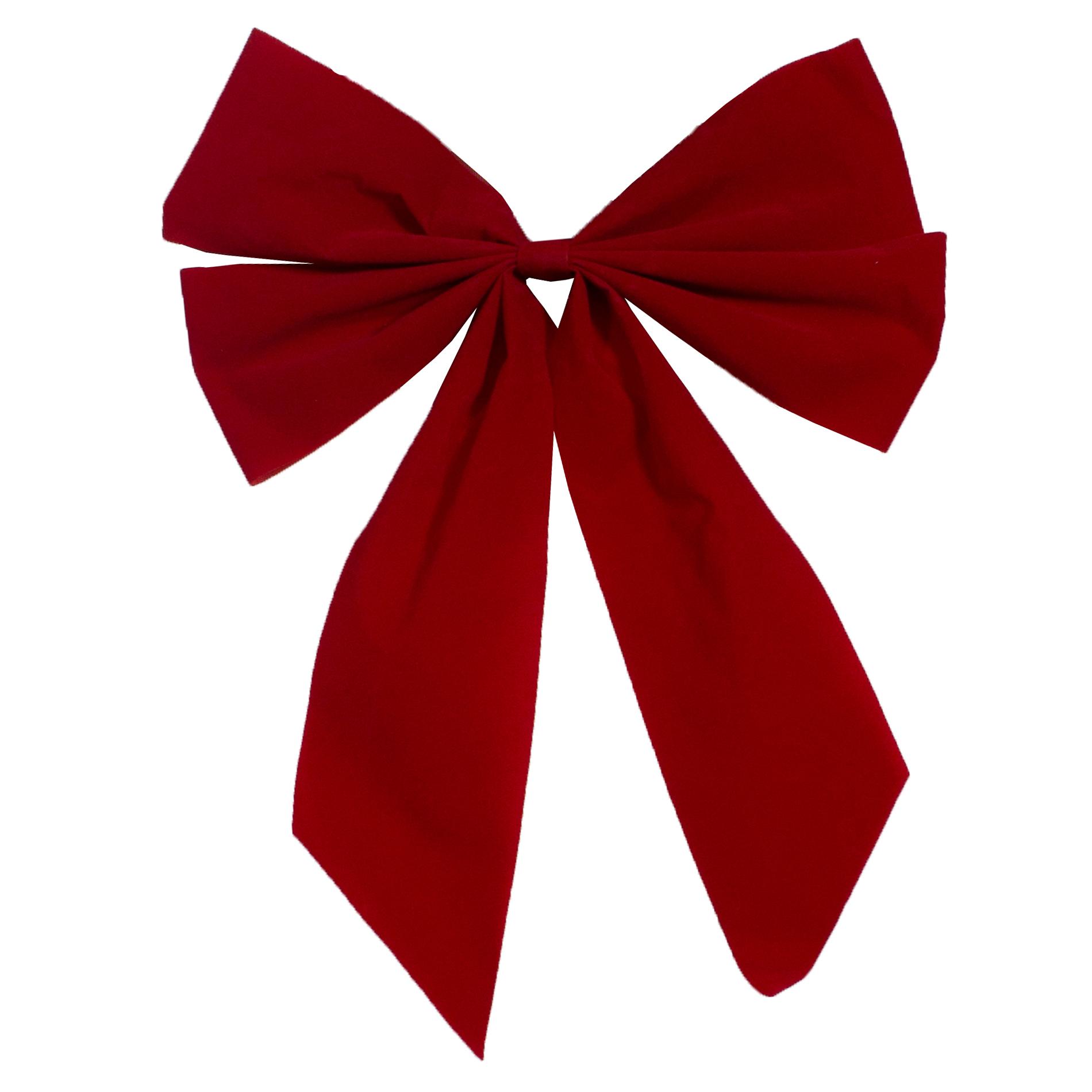 Trim A Home 11x16 Red Basic Bow Clip Strip im test