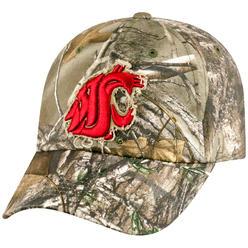 dc9407e5d NCAA Men  8217 s Camouflage Baseball Cap - Washington State Cougars
