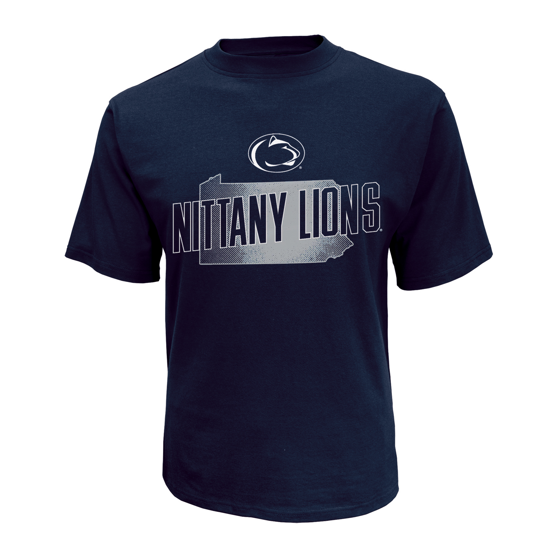 petite NCAA Men's Big & Tall Short-Sleeve T-Shirt - Penn State Nittany Lions, Size: 3XL