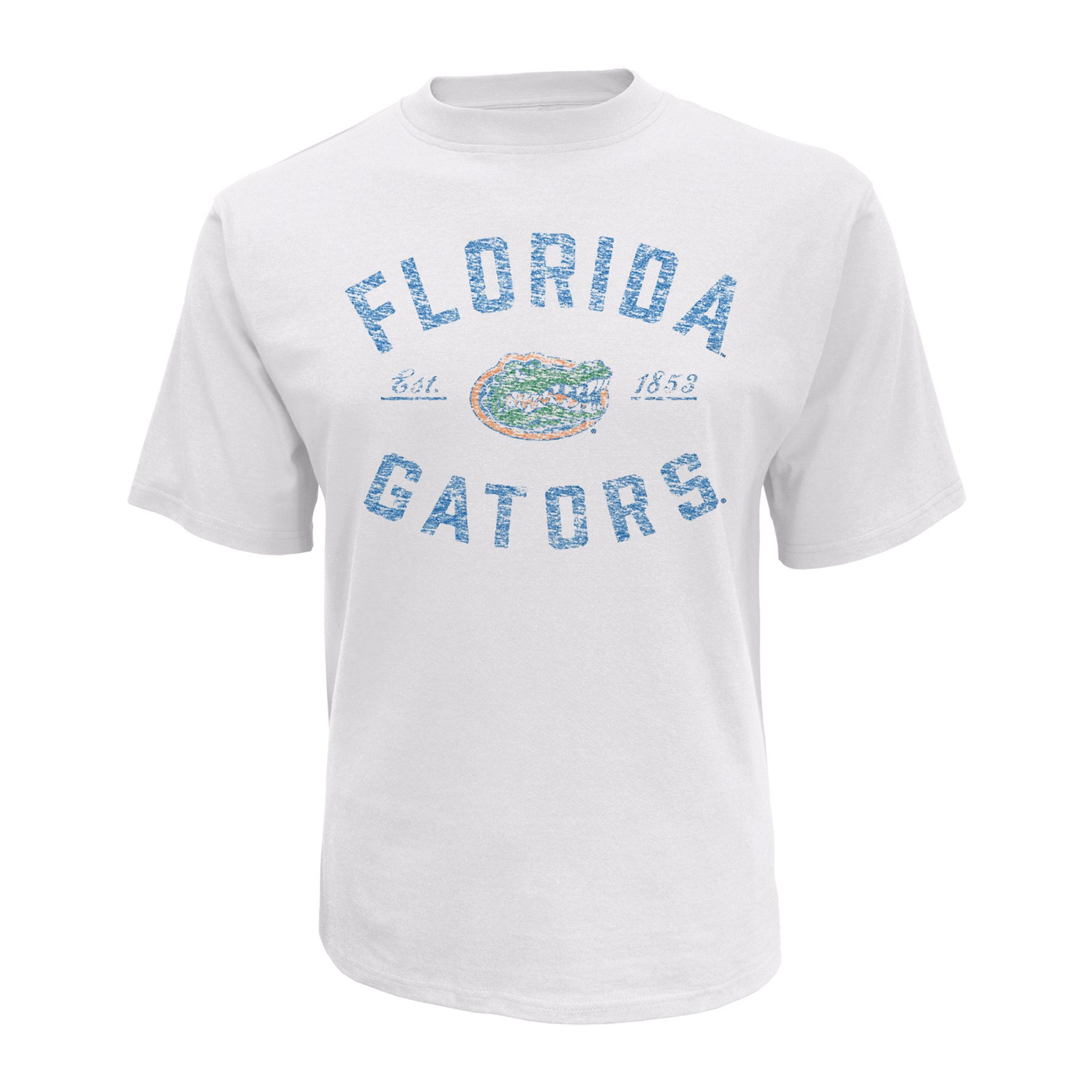 petite NCAA Men's Big & Tall Short-Sleeve T-Shirt - Florida Gators, Size: 4XL