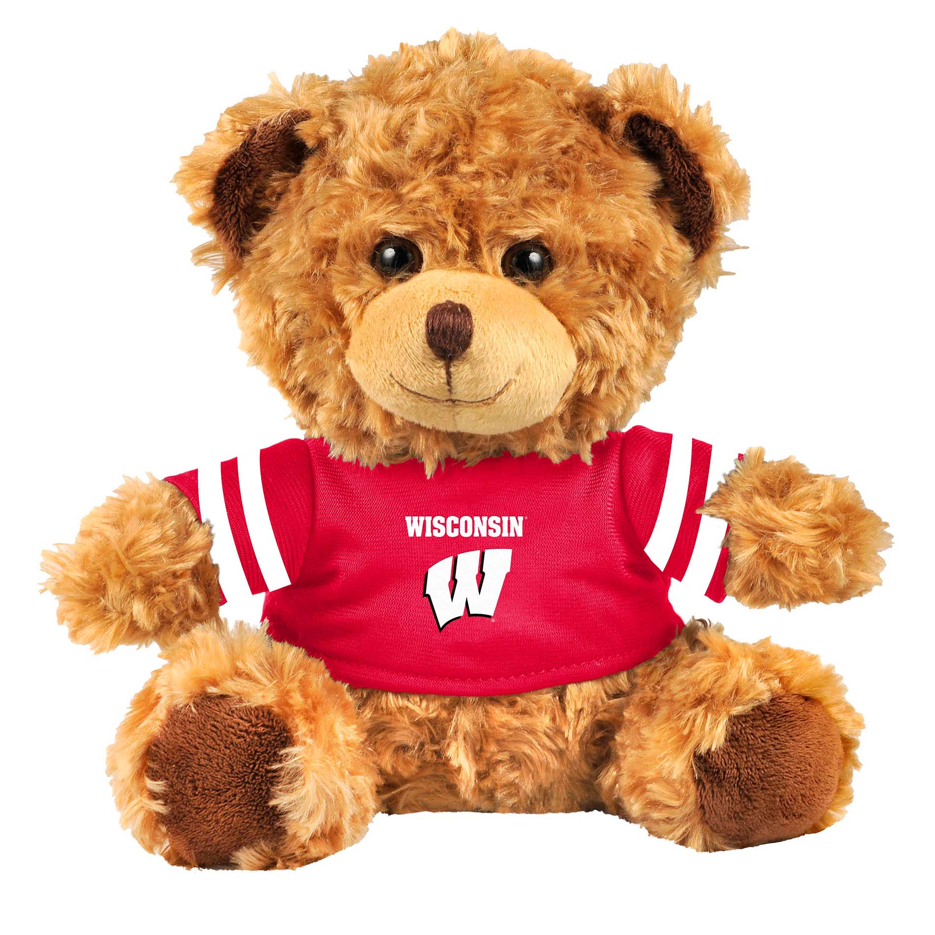 NCAA Wisconsin Badgers Jersey Bear im test