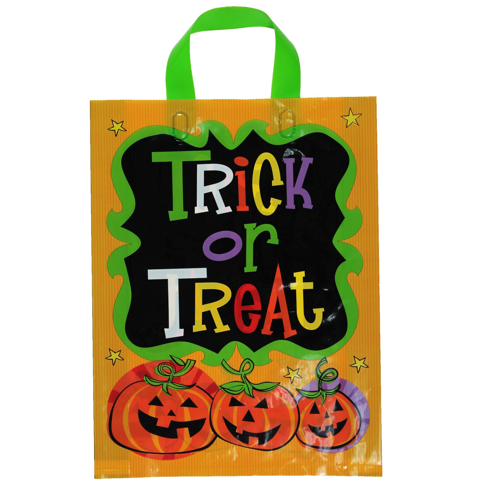 Totally Ghoul Trick or Treat Bag PartNumber: 009W007701139003P KsnValue: 7701139 MfgPartNumber: KM800000