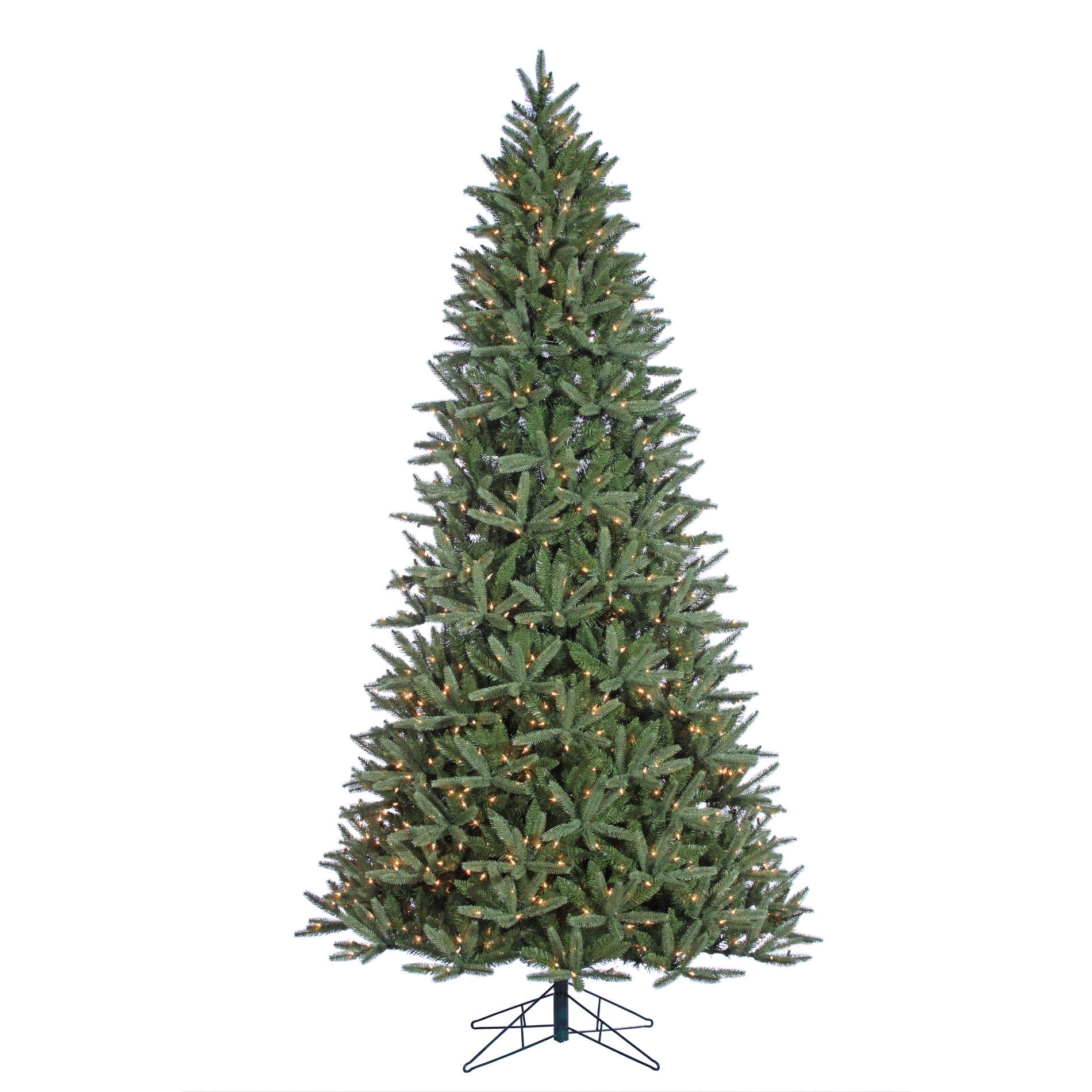 Lit A Donner donner & blitzen asoa-t90z-01sslc 9' pre-lit montana fir christmas