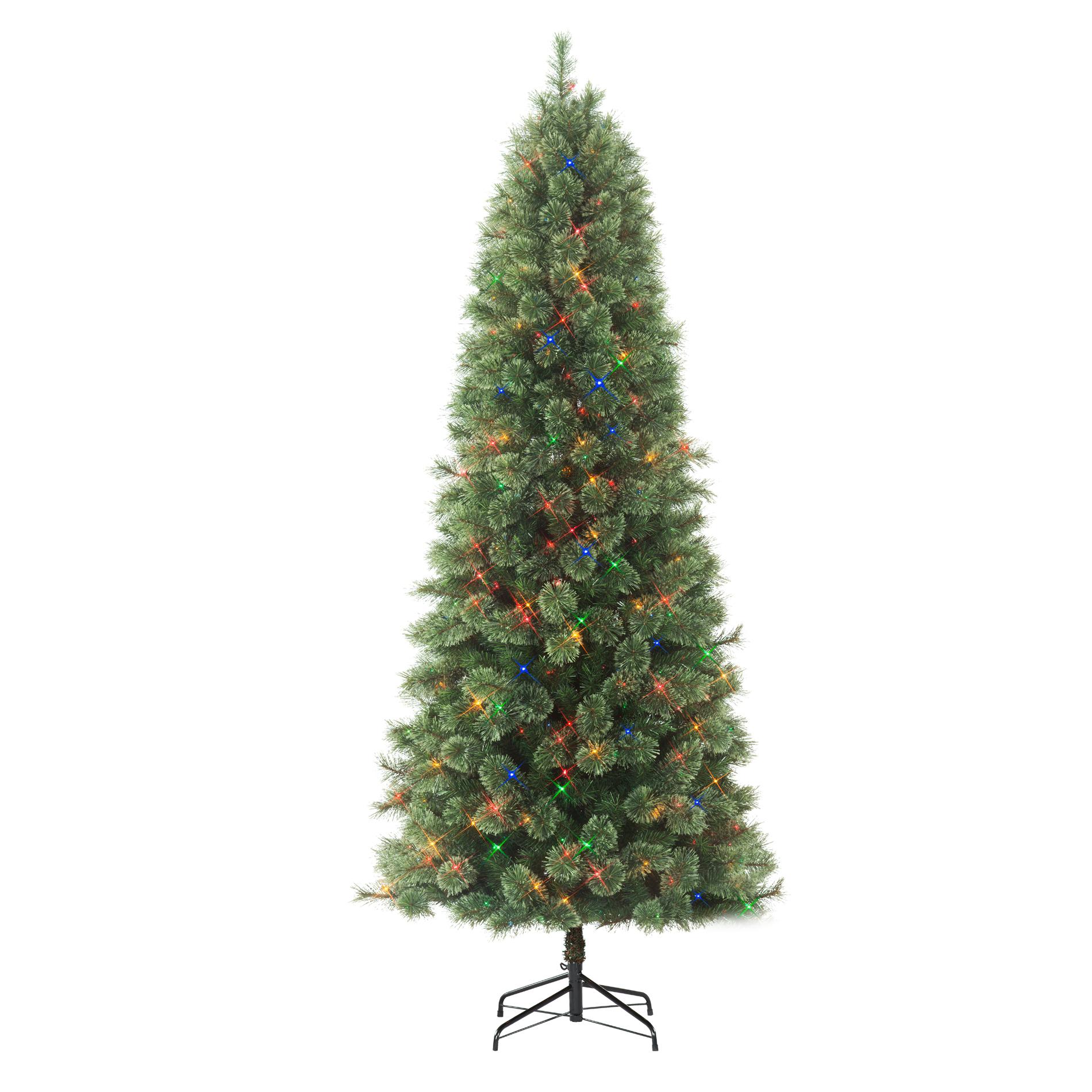 Pre Lit Cashmere Christmas Tree