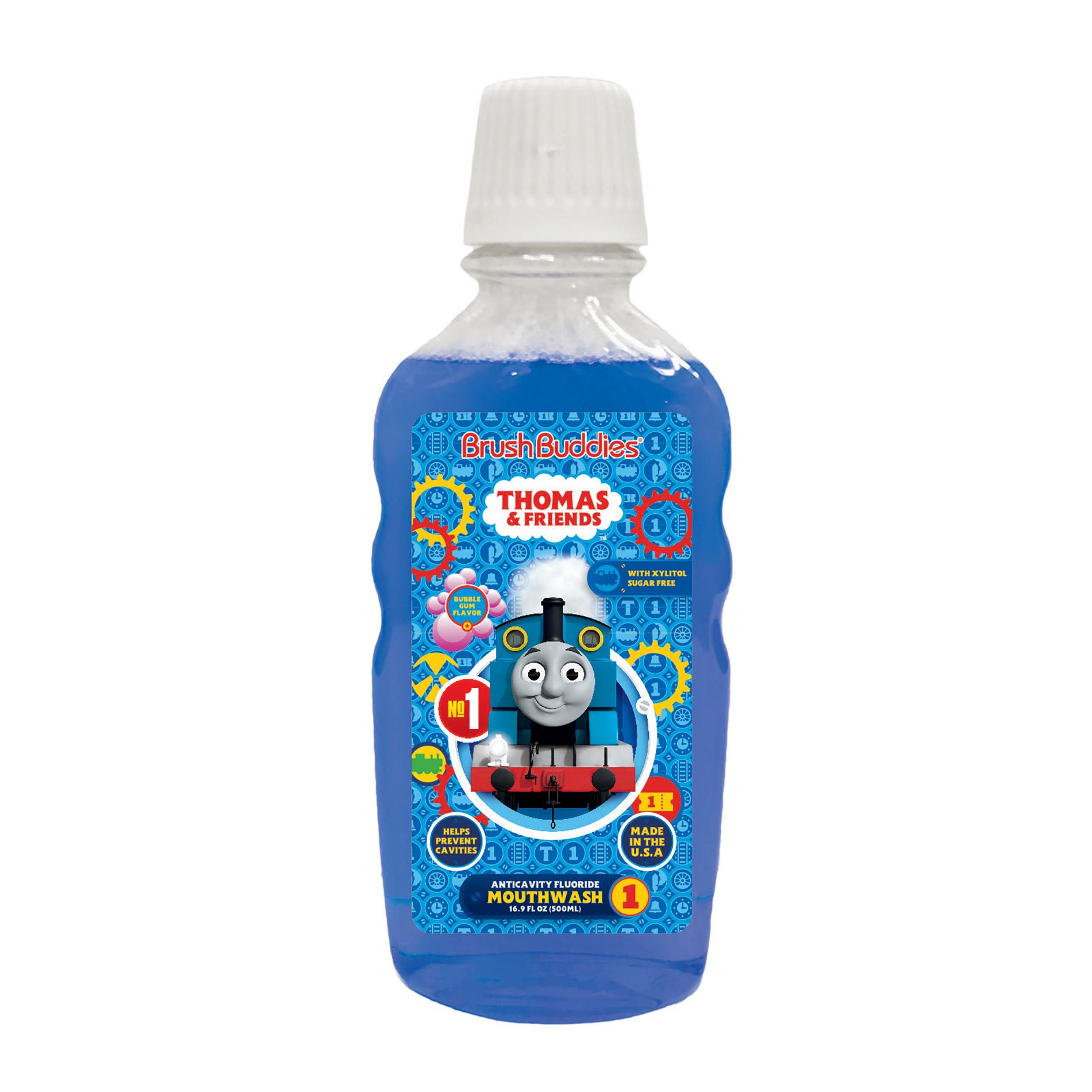 Brush Buddies Children's Thomas & Friends Mouthwash, Size: Standard im test