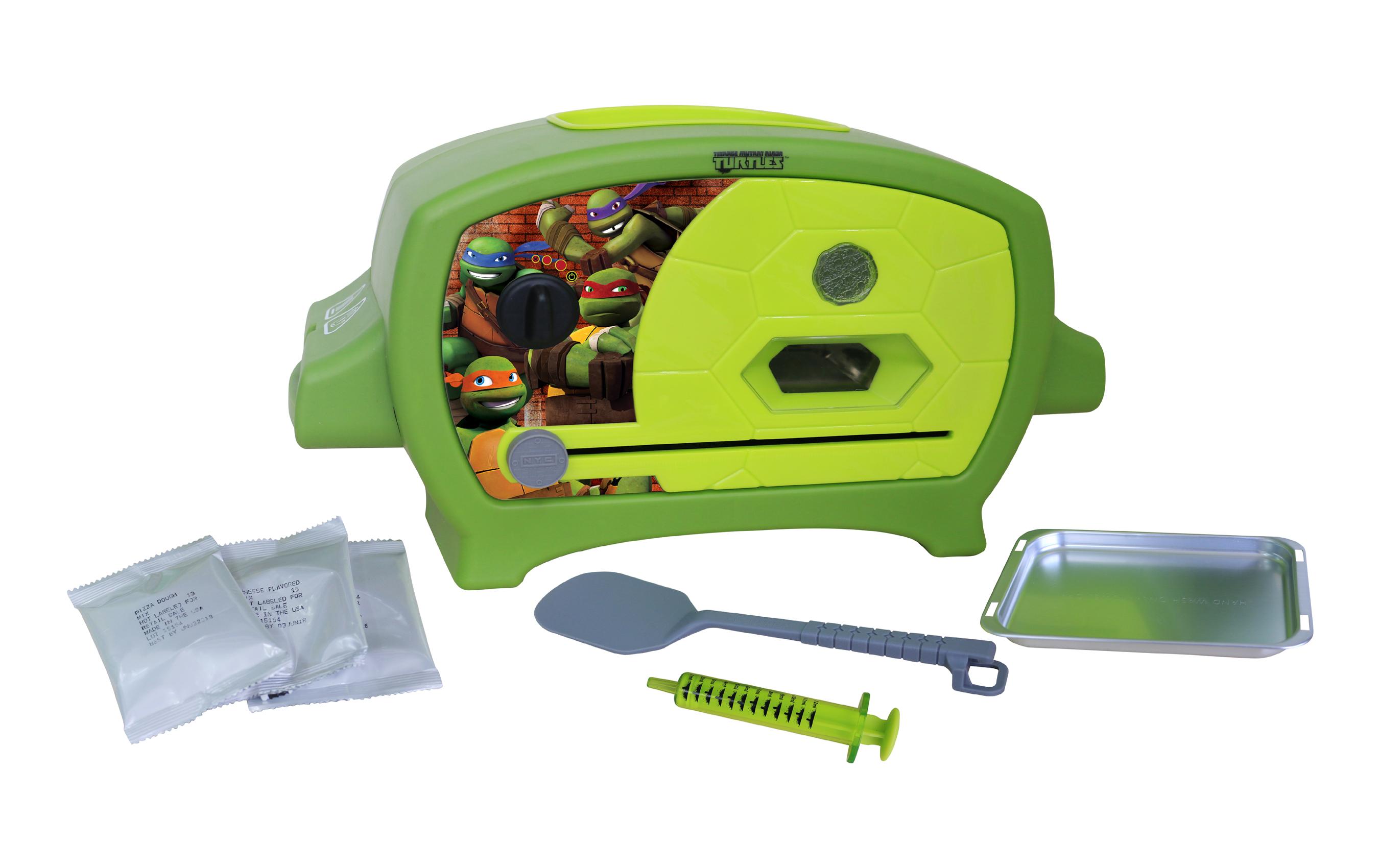 Teenage Mutant Ninja Turtles Pizza Oven 004W002880072001