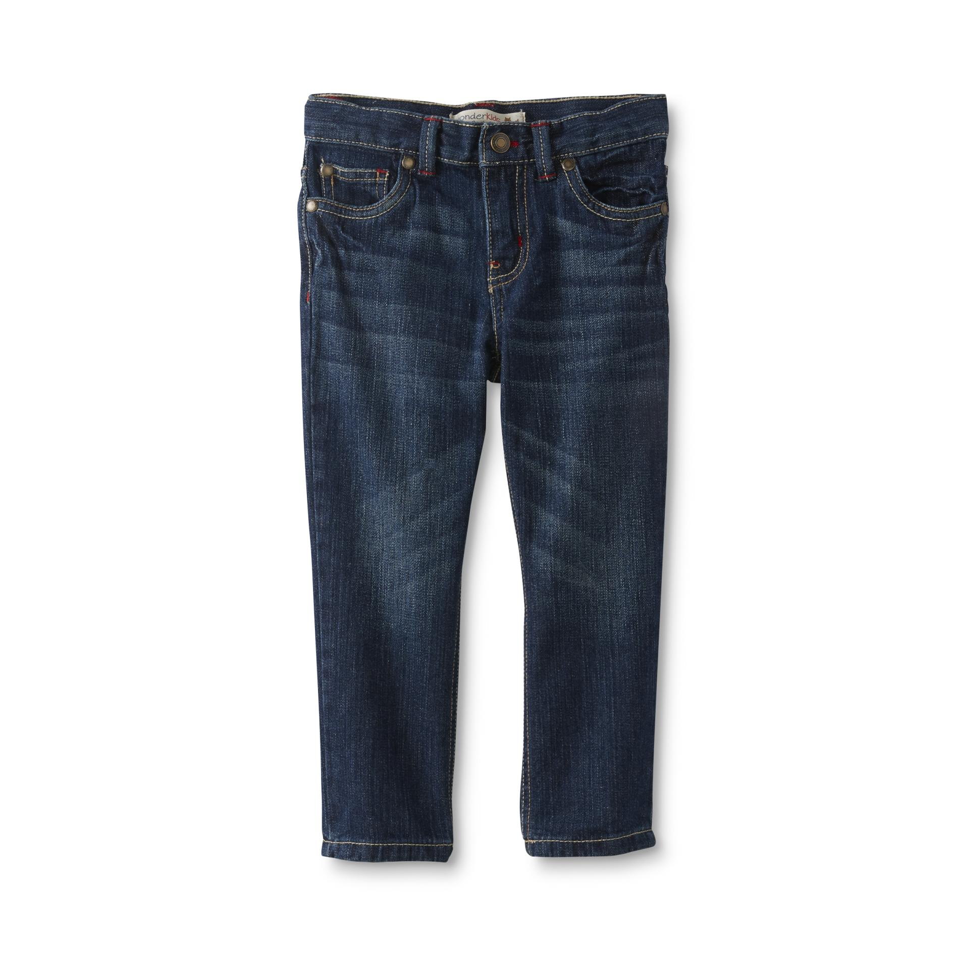 Infant & Toddler Boy's Relaxed Jeans