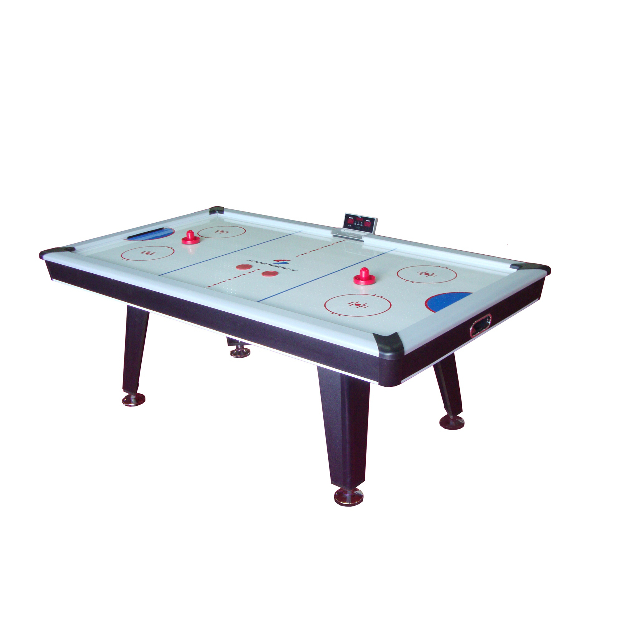 7-Attacker-Air-Hockey-Table