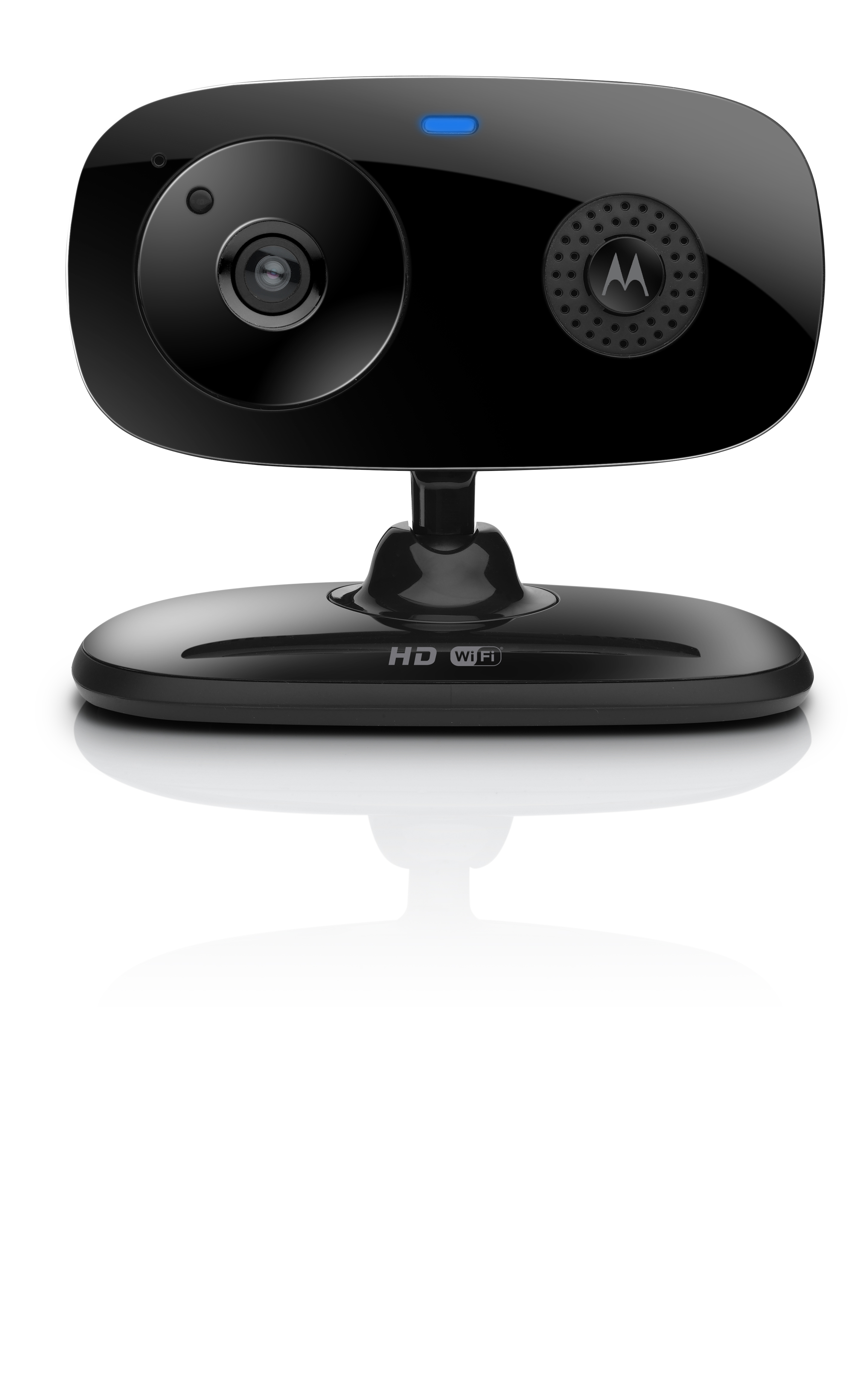 Motorola WiFi HD Home Monitor Camera - Black-FOCUS66
