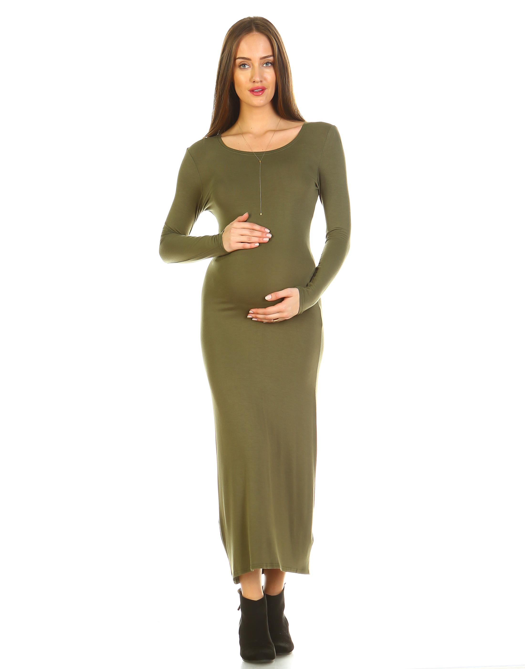 White mark plus size maternity penelope maxi dress ombrellifo Choice Image