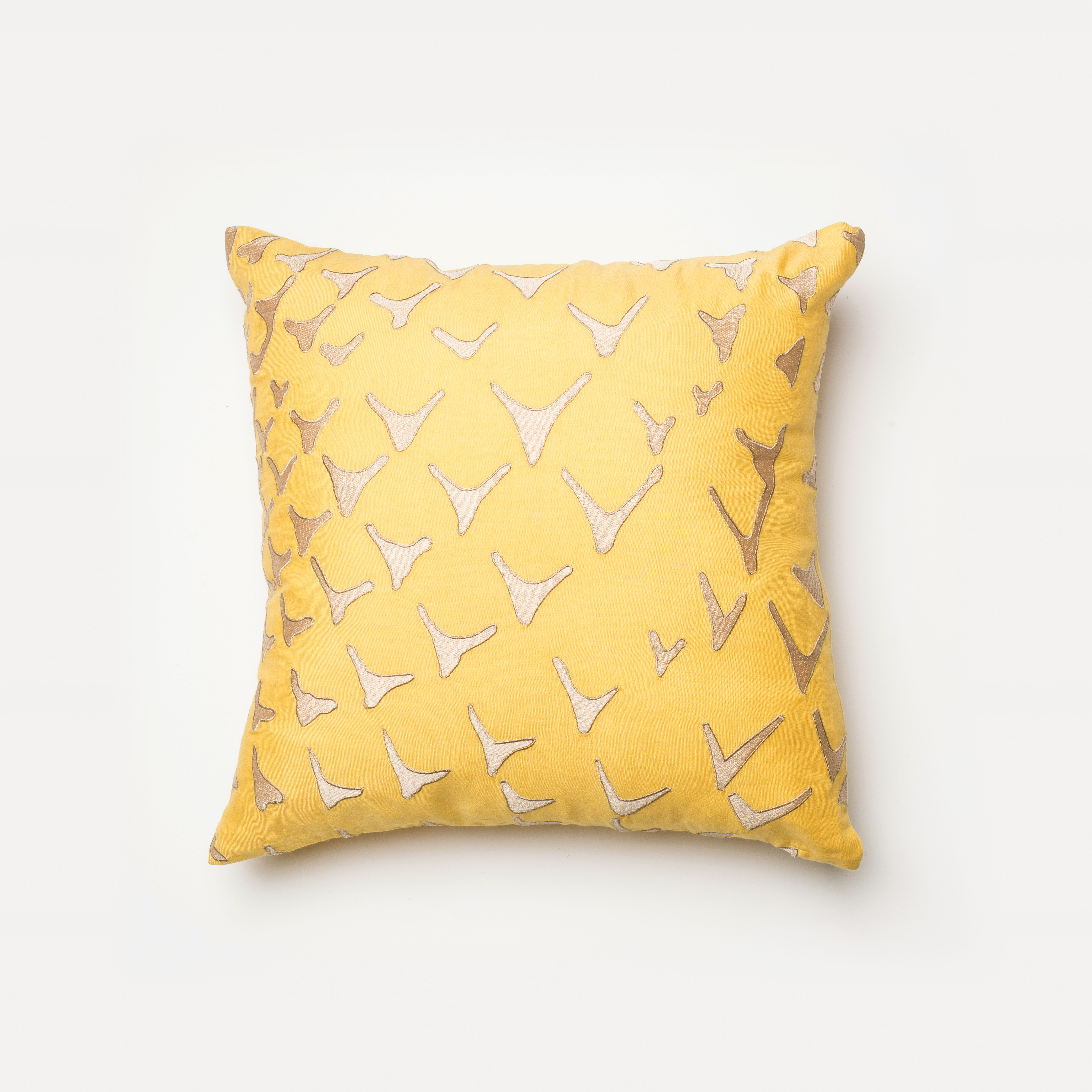 Decorative Pillows Kmart : Furniture of America Yellow Hera Accent Pillow - Home - Home Decor - Pillows, Throws ...